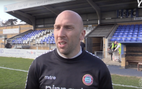 Post Match Interview:  Bishop's Stortford [A] – League