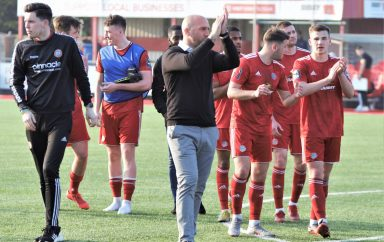 Worthing have 'plenty to be pleased and proud about' even if they fail in play-off push