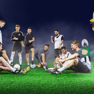 Tradesmen's Cup [6-a-side]