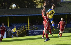 Worthing Face Saints After Hastings Battle