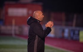 Worthing boss Hinshelwood calls for 'more intensity'