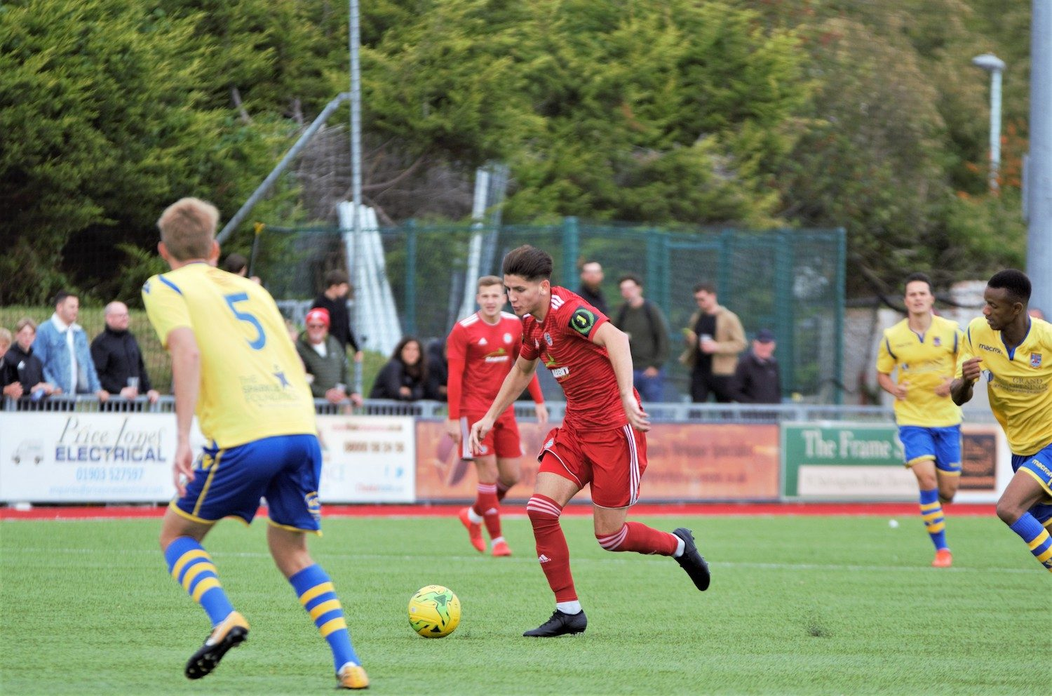 GALLERY | 19/20: Kingstonian [H] – League