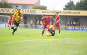 Reds keen to bounce back against Ambers