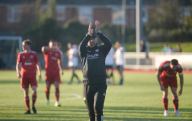 Reds travel to Wingate in return to league action