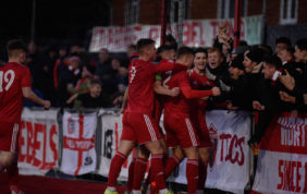 Reds Take The Sting Out Of Hornets