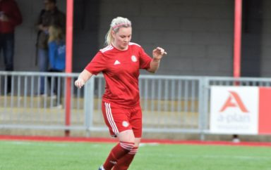 Reds Breeze Past Bexhill To Reach Semi-Finals