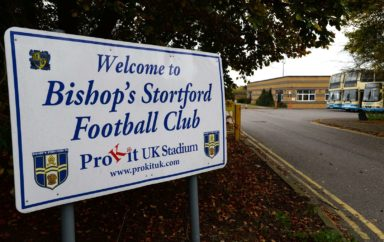 BISHOP'S STORTFORD TIE POSTPONED