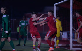 Dominant Worthing March On In League Cup