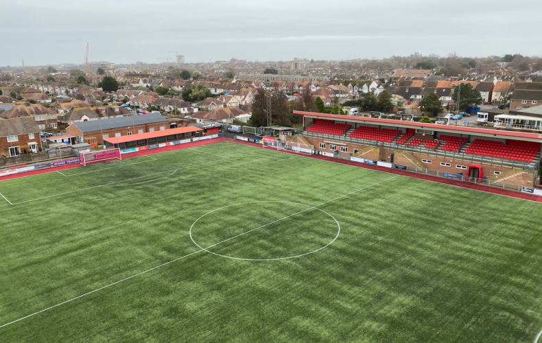 Mackerel Men launch new 'Future's Bright' stadium upgrade project!