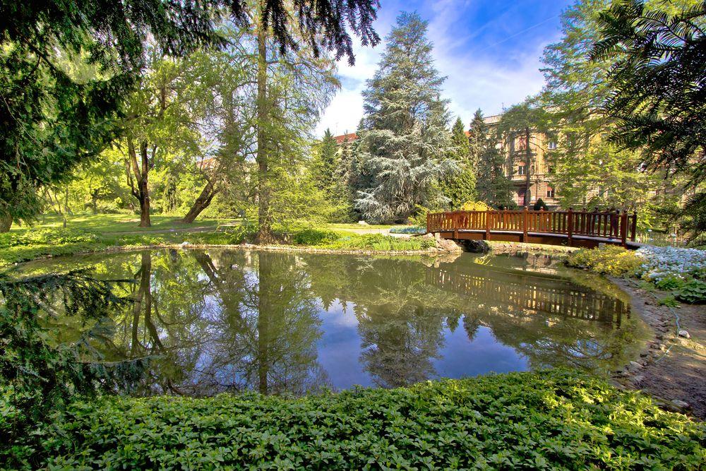 Zagreb Botanical Garden