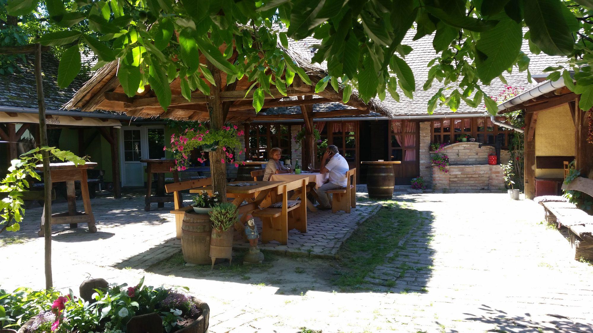 Baranjska Kuća restaurant