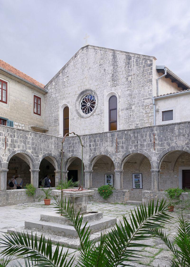 St Mary's monastery Košljun