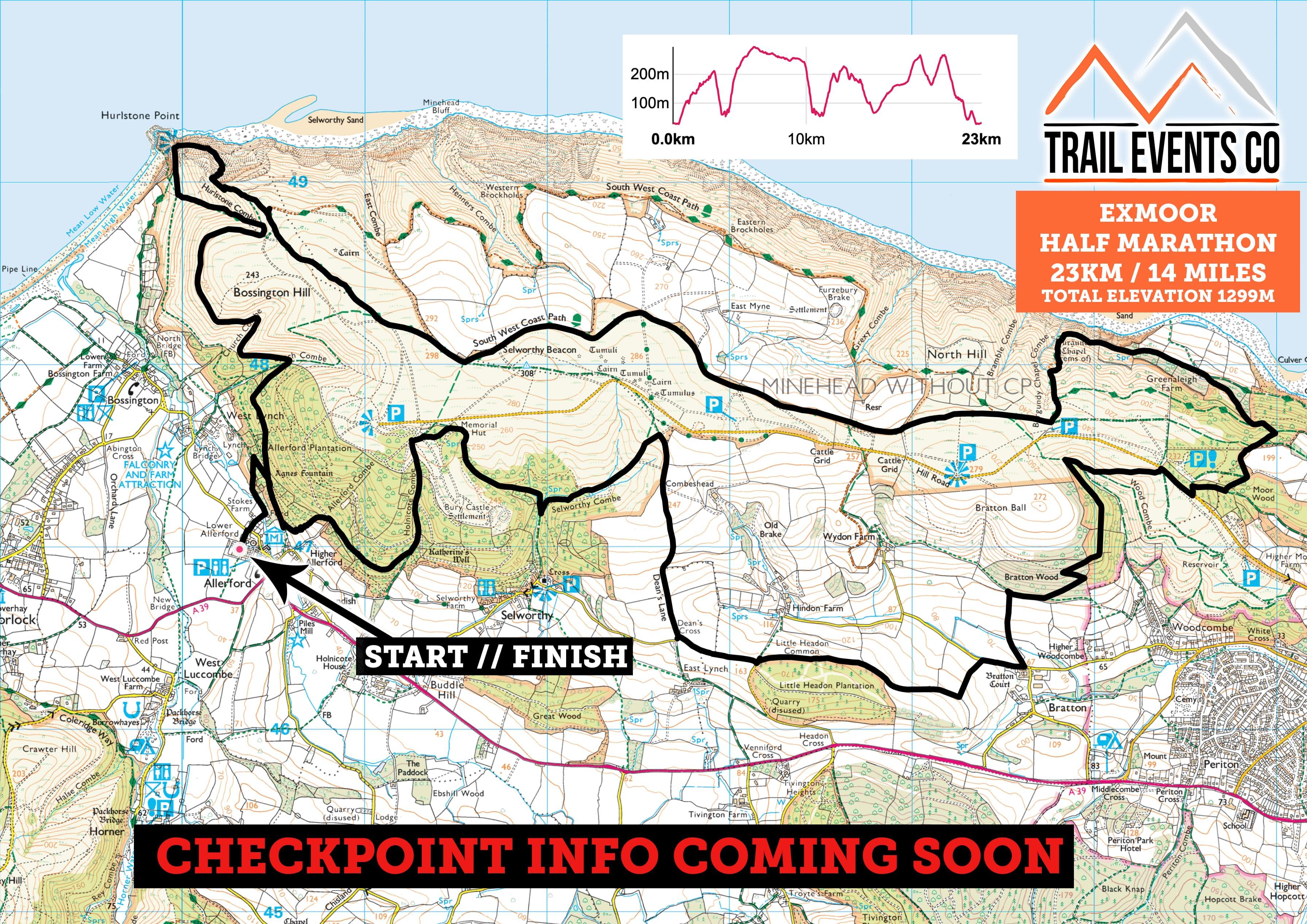 Exmoor Half Marathon