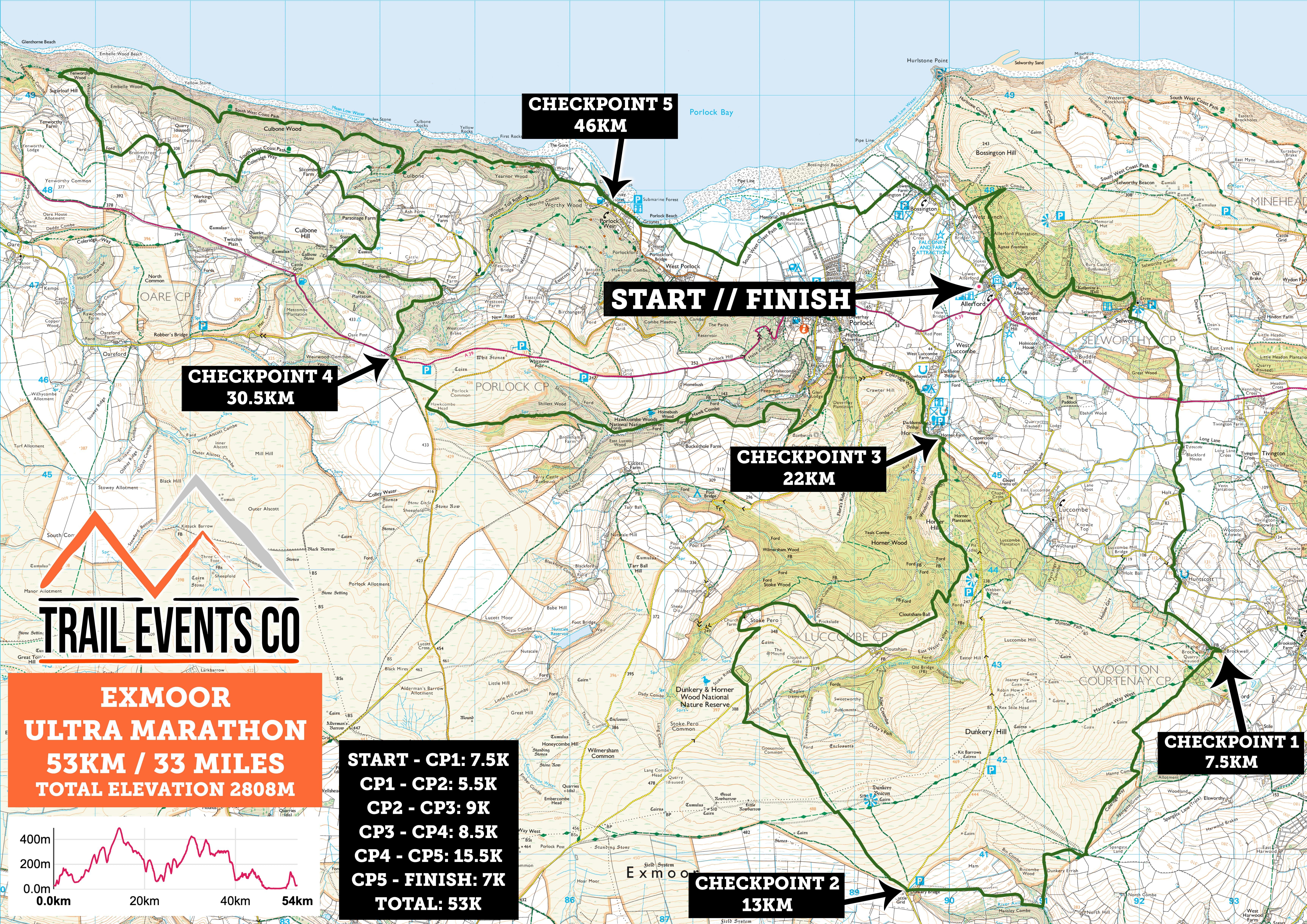 Exmoor Ultra Marathon