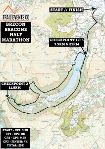Half Marathon Brecon Beacons 2019 - Trail Events Co