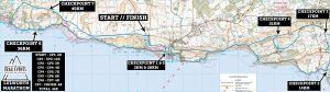 Lulworth Cove 2019 Marathon