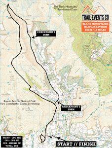 Black Mountains Half Marathon