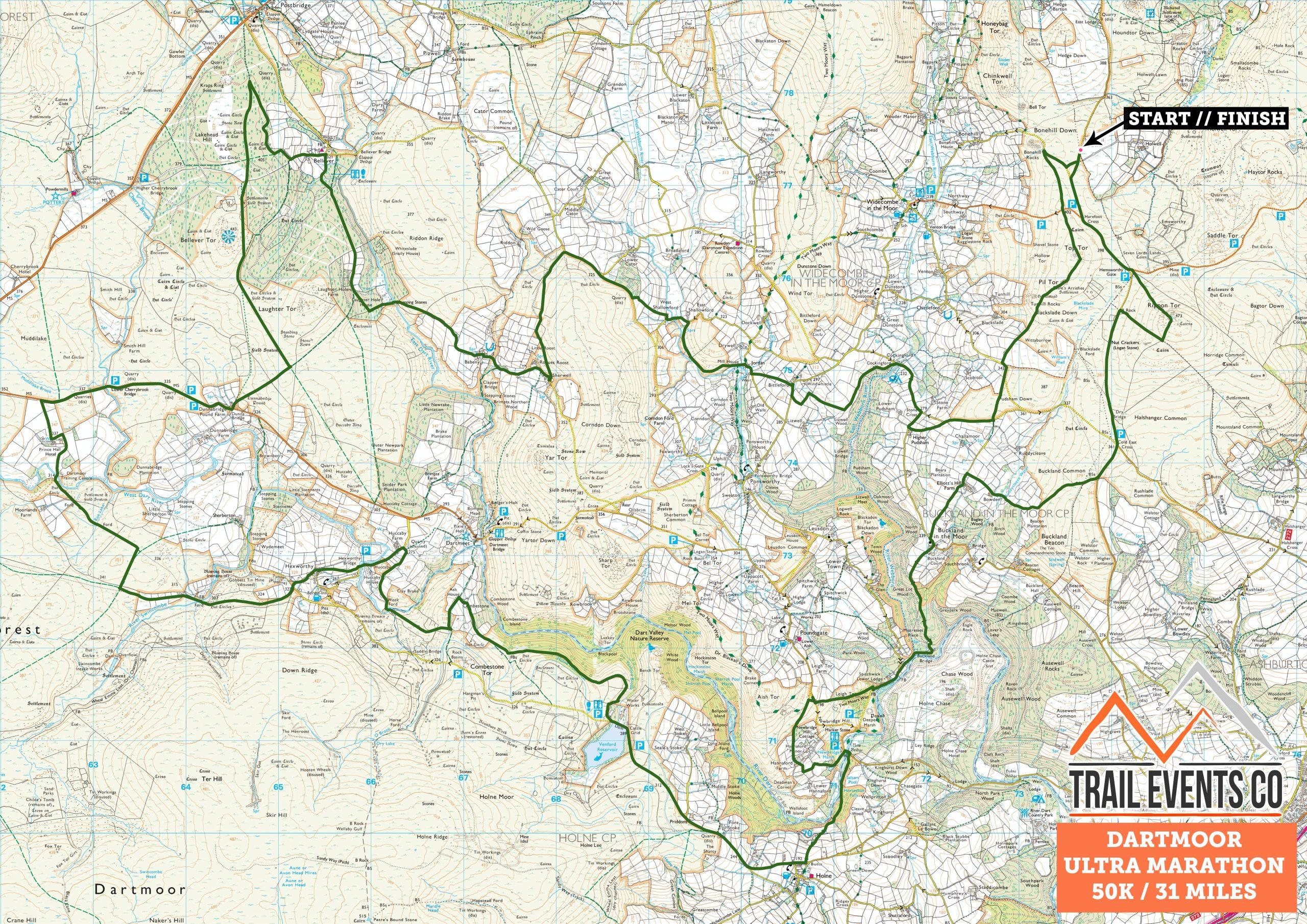 Dartmoor Ultra Marathon