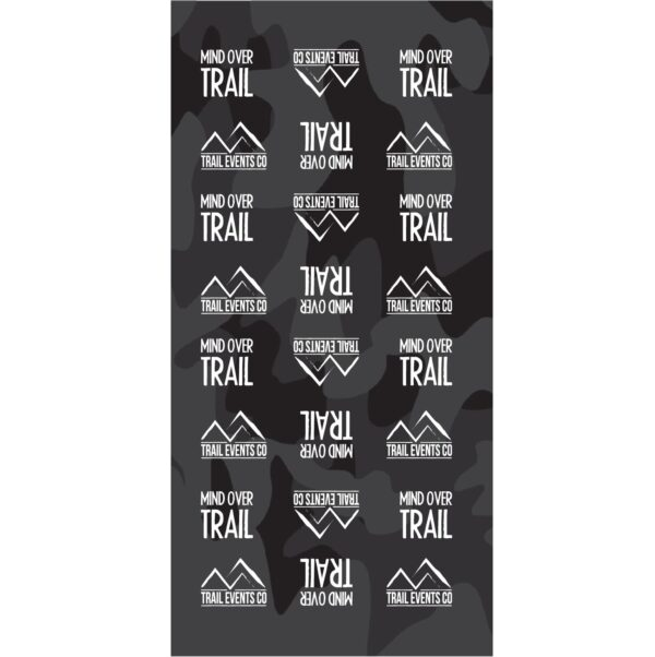 Black Trail Events Co Snood