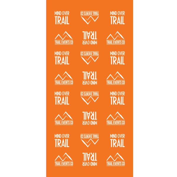 Orange Trail Events Co Snood