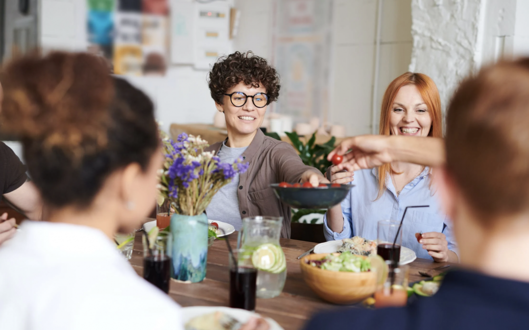 Eat out without gaining weight as a women over 40
