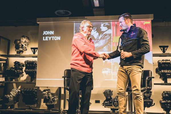 2 John Leyton GE Triumph 3691