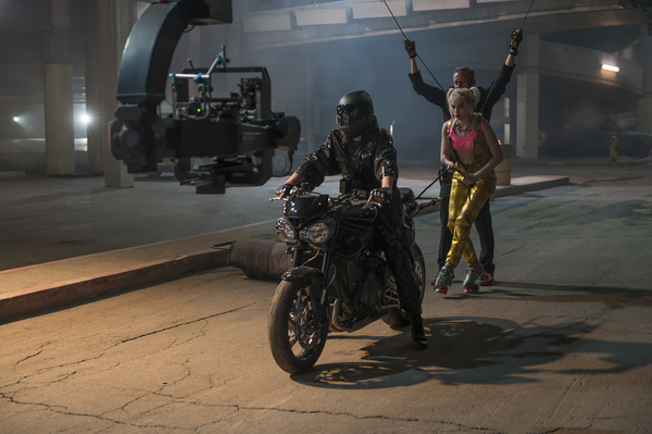 Triumph Motorcycles partnership features in 'Birds of Prey (and the Fantabulous Emancipation of One Harley Quinn)'