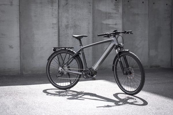 Triumph Trekker E-Bicycle (Prototype)