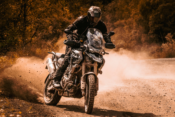 New Triumph Tiger 1200 official testing
