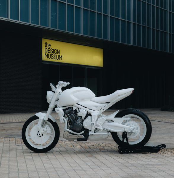Triumph Trident Design Prototype - Design Museum