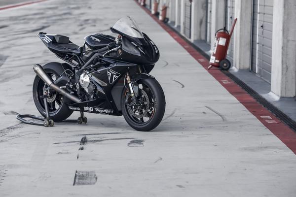 Triumph Moto2<sup>TM</sup>