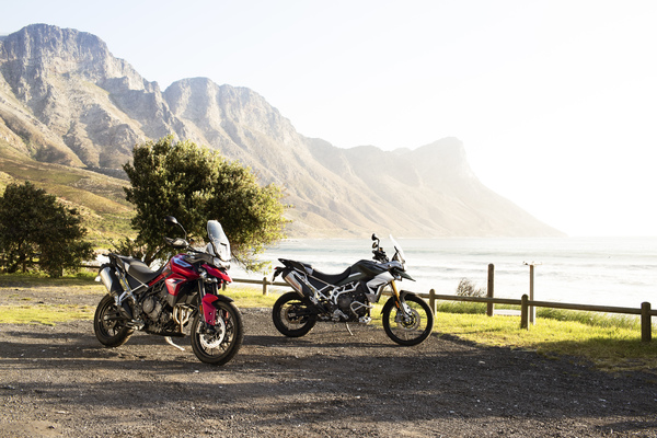 Tiger 900 Rally Pro and GT Pro