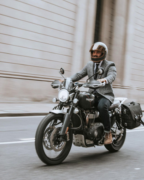 Triumph & The Distinguished Gentleman's Ride 10th Year Anniversary