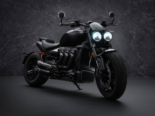 2021 New Triumph Rocket 3 R Black Limited Edition