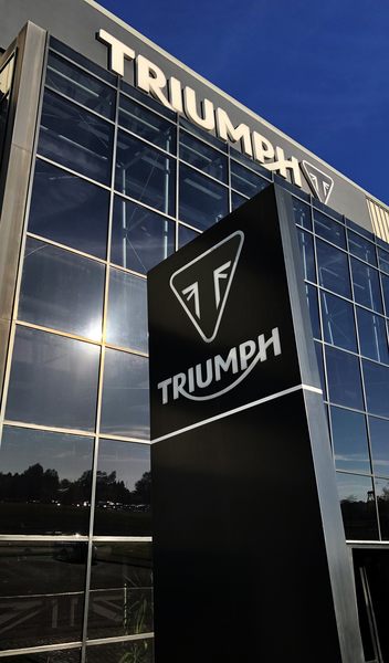 Triumph Motorcycles Limited