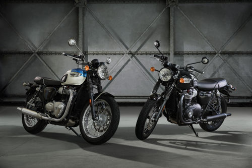 New T100 and T100 Black