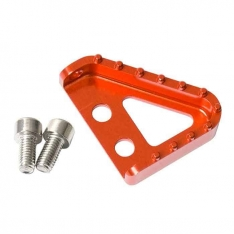 KTM Rear Brake Pedal Enlarger