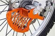 KTM CNC Front Brake Disc Guard