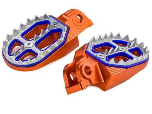 KTM Adventure Bike Footpegs 1