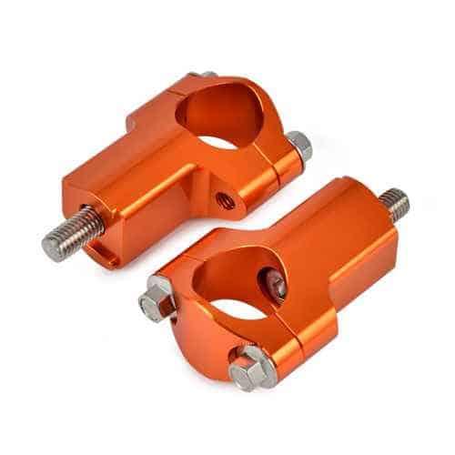 KTM 52mm Handlebar Risers 2