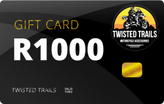Twisted Trails Gift Card – R1000