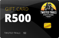 Twisted Trails Gift Card – R500
