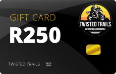 Twisted Trails Gift Card – R250