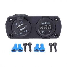Marine|4X4|Motorcycle – 2 in 1 Charging Panel