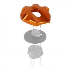 KTM CNC Aluminium Fuel Cap
