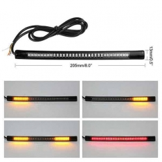 Motorcycle Flexible LED Tail Light