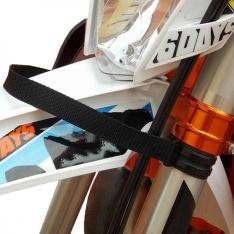 Universal Dirt Bike Grab Straps