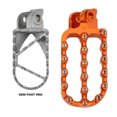 KTM ADV Large Foot Pegs