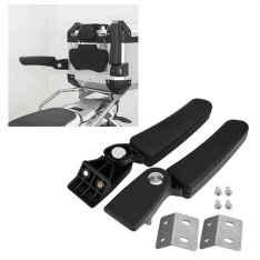 Universal Aluminium Top Box Arm Rests