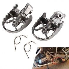 BMW Pivot Wide Foot Pegs